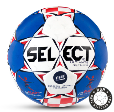 Ultimate Replica EURO handboll Croatia 2018