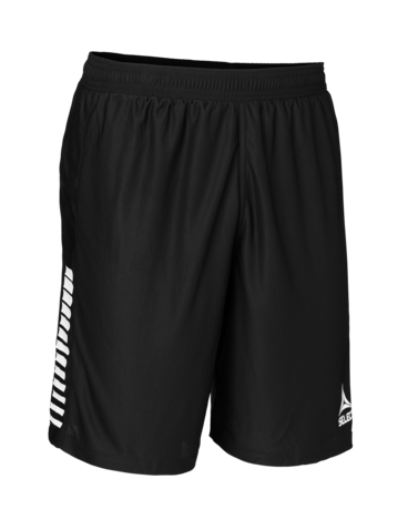 Player Shorts Brazil - Black/White