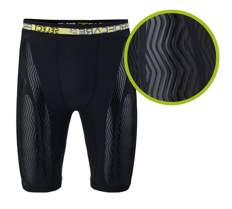 Compression Shorts - Inside