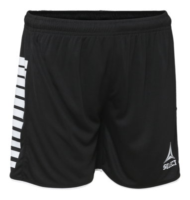 Player Shorts Argentina Women - Black/White