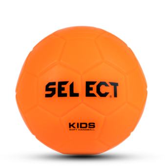 Kids Soft Handball - Orange