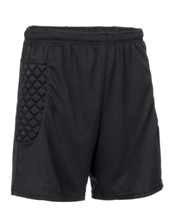 Goalkeeper Shorts Madrid II - Black