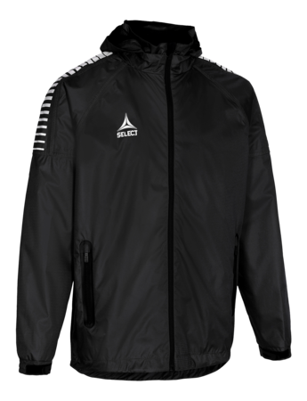 Brazil all-weather jacket - czarny
