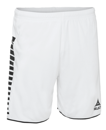 Player Shorts Argentina - White/Black