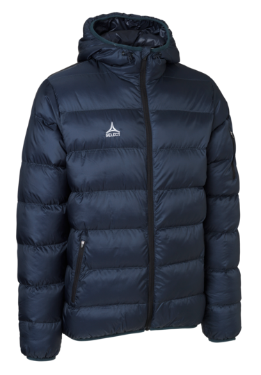 Inter padded jacket - marine