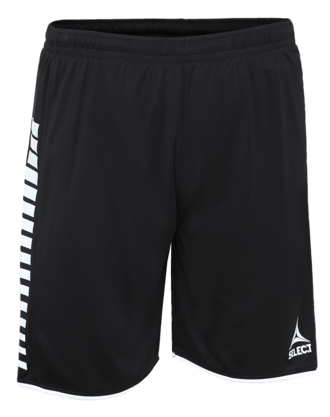 Player Shorts Argentina - Black/White