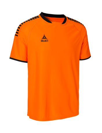 Player Shirt S/S Brazil - Orange