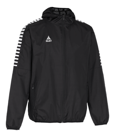 All-Weather Jacket Argentina - Black