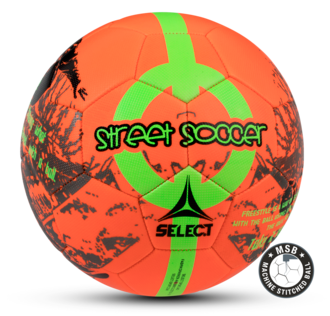 Street Soccer orange