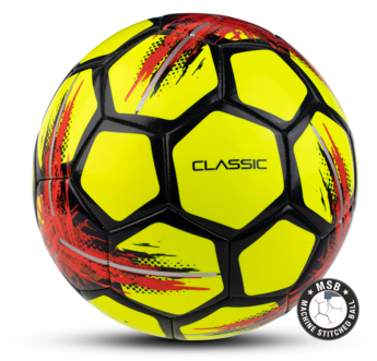 Classic Football - Yellow/black