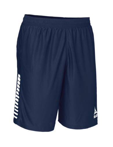 Player Shorts Brazil - Navy Blue