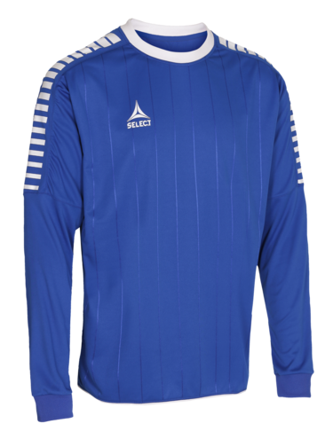 Argentina player shirt LS - niebieski