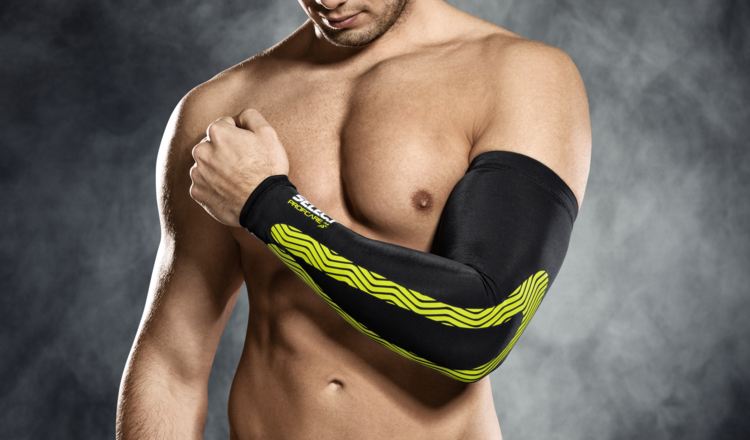 6610 Compression Arm Sleeve - Black