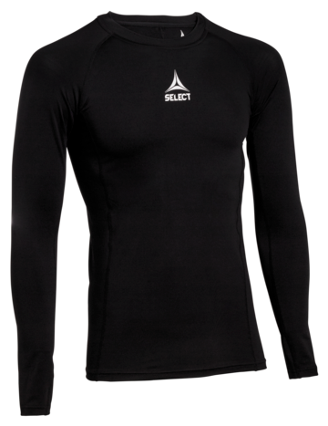 Shirt L/S Baselayer - black