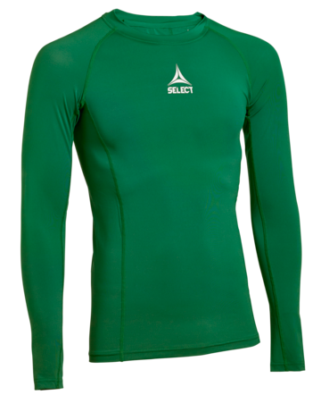Shirt L/S Baselayer - green